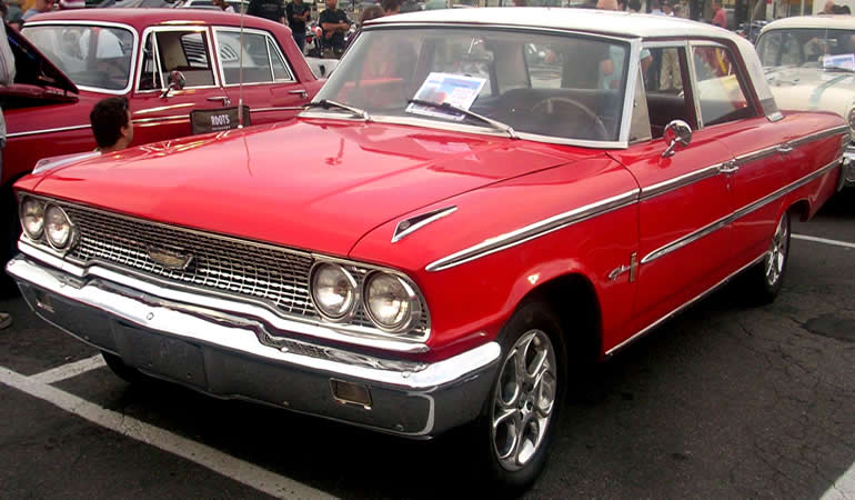 1963 ford galaxie classic ford auto parts. Black Bedroom Furniture Sets. Home Design Ideas